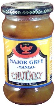 DEEP MAJOR GREY MANGO CHUTNEY