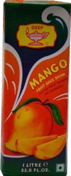 DEEP MANGO FRUIT DRINK 1L
