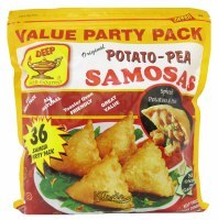 DEEP POTATO SAMOSAS 36 PCS