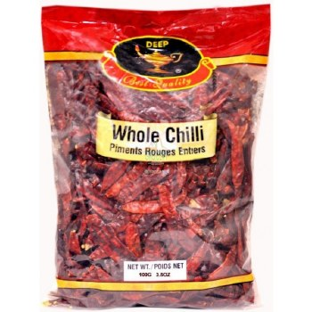 DEEP RED CHILLI