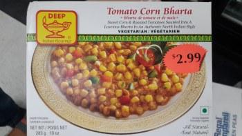 DEEP TOMATO CORN BHARTA