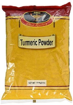 DEEP TURMERIC POWDER 4LBS