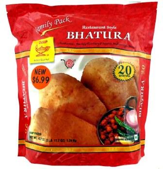 DEEP BHATURA 20PCS