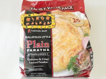 MIRCH MASALA PLAIN PARATHA 25