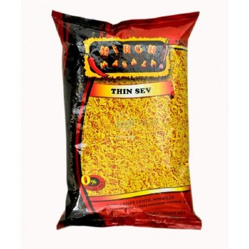 MIRCH MASALA THIN SEV 12OZ.