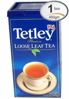 TETLEY LOOSE TEA 450GM