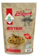 24 MANTRA ORGANIC BIRYANI READY TO EAT