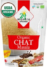 24 MANTRA CHAT MASALA 50GM