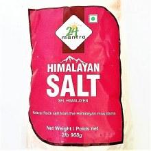 24 MANTRA HIMALAYA SALT 2LB