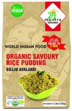 24 MANTRA SOVUERY RICE PUDDING 150G