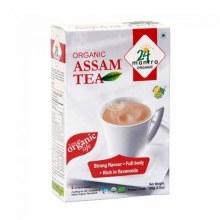 24 MANTRA ORGANIC ASSAM TEA 100G