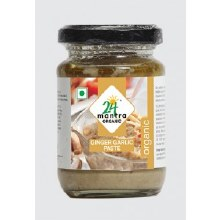 24 MANTRA ORGANIC GARLIC PASTE 10OZ