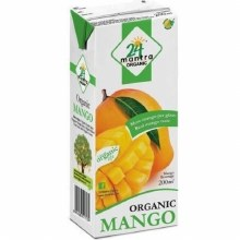 24 MANTRA ORGANIC MANGO JUICE 200ML