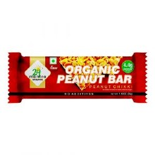 24 MANTRA ORGANIC PEANUT BAR 4.4GM