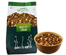 24 MANTRA ORGANIC ROASTED CHANA 10OZ