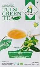 24MANTRA ORGANIC GREENTEA25PC