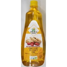 24MANTRA ORGANIC PEANUT OIL1000ML