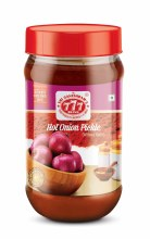 777 HOT ONION PICKLE 300GM