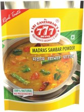 777 MADRAS SAMBAR POWDER 100GM