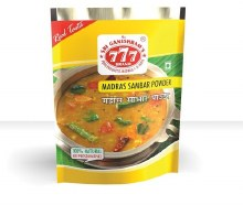777  MADRAS SAMBAR MIX 500GR