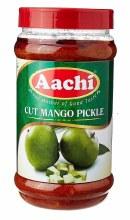 AACHI CUT MANGO PICKLE 300GM