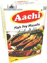 AACHI FISH FRY MASALA 200GM