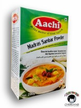 AACHI MADRAS SAMBAR POWDER200G