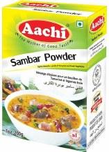AACHI SAMBAR POWDER 200GM