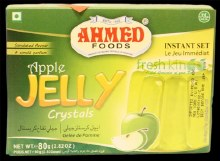 AHMED APPLE JELLY 80GM