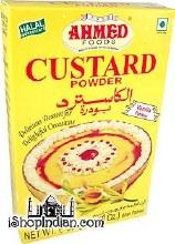AHMED CUSTARD