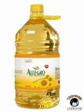 ALLEGRO SUNFLOWER OIL 5LT