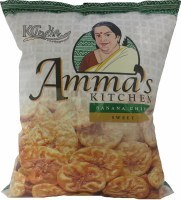 AMMA'S BANANA CHIPS REGULAR