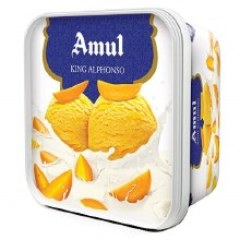 AMUL ALPHONSO ICECREAM 1LT