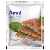 AMUL CHEESE ONION PARATHA 4PCS