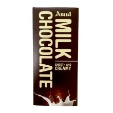 AMUL MILK CHOCOLATE 150GM