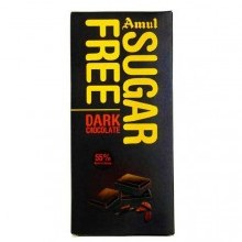 AMUL SUGAR FREE CHOCOLATE 150G