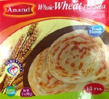 ANAND WHEAT PARATHA 16OZ