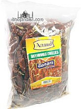 ANAND WHOLE CHILLI 200GM