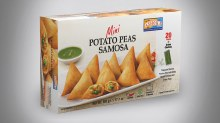 ASHOKA MINI POTATO SAMOSA 500G