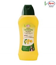 AYUR HERBAL LEMON SHAMPOO  1LT