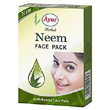 AYUR NEEM FACE PACK 100GM