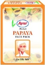 AYUR PAPAYA FACE PACK 100 G