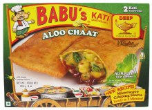 DEEP BABUS ALOO CHAAT 8 OZ