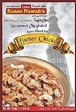 BANNE NAWAB'S BUTTER CHICKEN