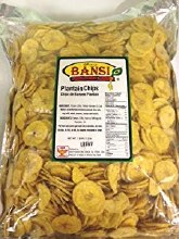 BANSI PLANTAIN CHIPS 200GM