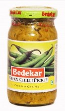 BEDEKAR GREEN CHILLI PICKLE