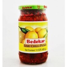 BEDEKAR LIME CHILLI PICKLE