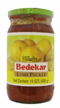 BEDEKAR LIME PICKLE SWEET
