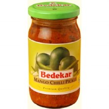 BEDEKAR MANGO CHILLI PICKLE