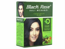 BLACK ROSE KALI HEENA 50GM